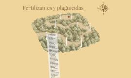 Fertilizantes y plaguicidas