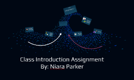 Class Introduction Assignment