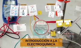 Copy of INTRODUCCIÓN A LA ELECTROQUÍMICA
