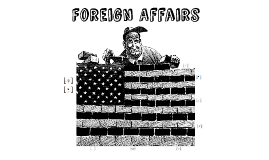 Ch. 12 Foreign Affairs