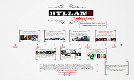Brochure Byllano Producciones