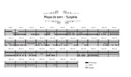 Mapa de som - Suspiria