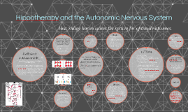 Hippotherapy and the Autonomic Nervous System