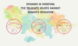 Deviance In Pakistan:
