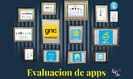 Evaluación de Apps de Lectura e Investigación