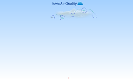 Iowa Air Quality