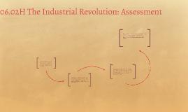 06.02H The Industrial Revolution: Assessment