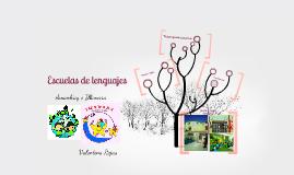 Escuelas de Lenguaje