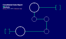 Consolidated Sales Report