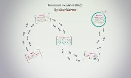 Consumer Behavioural Study for Bershka