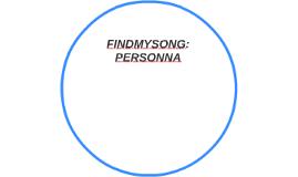 FINDMYSONG: