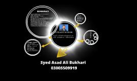 Copy of syed asad bukhari cv