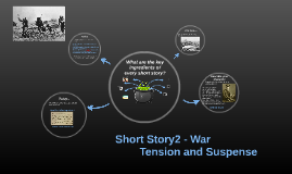 Copy of Short Story - War