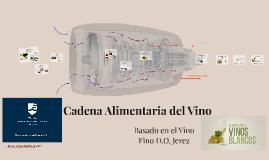 Cadena Alimentaria del Vino