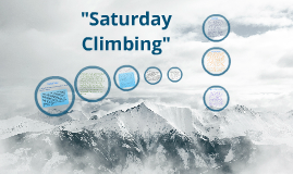 an analysis of saturday climbing by wd valgardson Conflict, letting go, children - overprotective parents in mister pip by lloyd jones and saturday climbing by wd valgardson.
