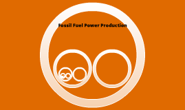 Fossil Fuel Power Production