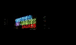 Festival of Lights - Zagreb