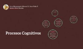 Procesos Cognitivos