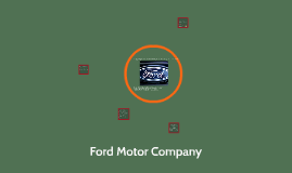 Henry Ford Motors Company