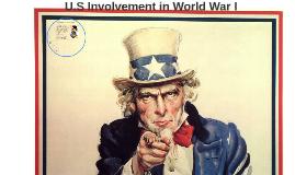 U.S Involvement in WW1