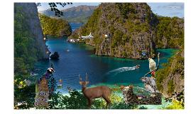 Copy of TOURISM INDUSTRY PRESENTATION: TOURISM DESTINATION