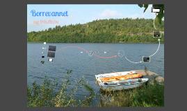 Borrevannet og friluftsliv