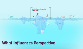 Copy of What Influences Perspective