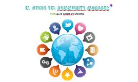 El oficio del Community Manager