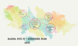 Global SIte it - strategic plan