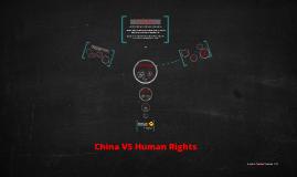 China VS Human Rights