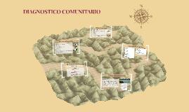 Diagnóstico Comunitario (Encuadre)