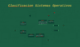 Clasificacion Sistemas Operativos