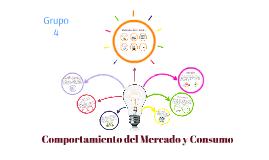 Comportamiento del Mercado y Consumo