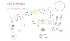 Copy of GUIA DIDACTICA. CURSO DE INGLÉS BÁSICO