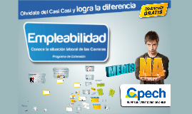Copy of Charla Empleabilidad
