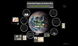 Esclavitud Negra en Puerto Rico: Compra Venta de Esclavos Africanos