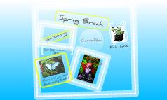 Spring Break prezi