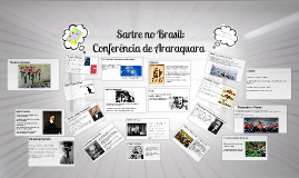 Sartre No brasi: Conferencia de Araraquara