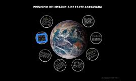 PRINCIPIO DE INSTANCIA AGRAVIADA