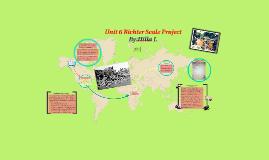 Copy of Unit 6 Richter Scale Project