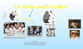 "Copy of ""On Pride and Prejudice"""