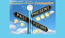 E2 subject pronouns and conjugation