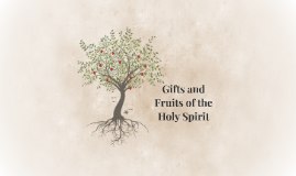 LifeNight: Gifts and Fruits of Holy Spirit