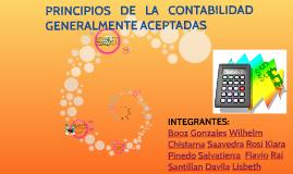 Copy of PRINCIPIOS DE LA CONTABILIDAD GENERALMENTE ACEPTADAS