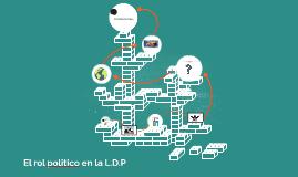 El rol politico en la L.D.P