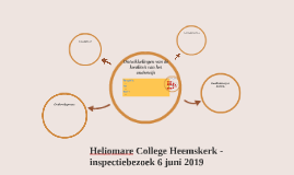 Heliomare College Heemskerk