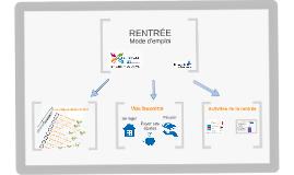 Copy of Webinaire - Remtrée Mode d'emploi - Hiver 2015