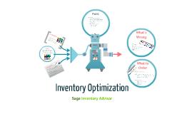 Sage Inventory Advisor Process