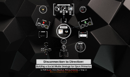 Disconnection to Direction