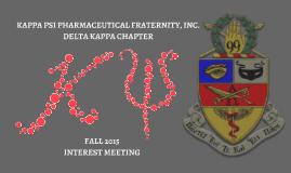 KPsi DK Interest Meet